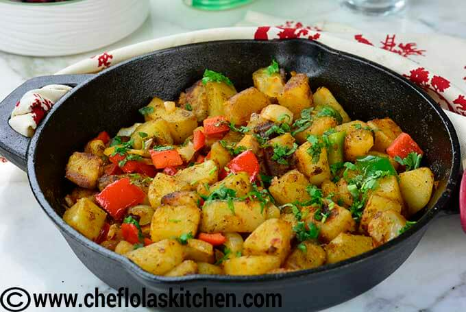Best Skillet Potatoes
